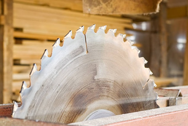 North East Grinding | Band Saw Blades, Circular Saw Blades and