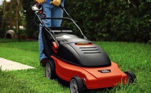 Electric-Lawn-Mowers